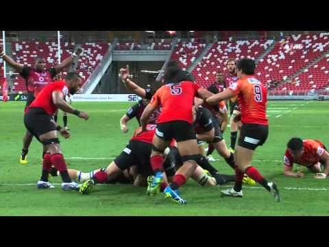 Super Rugby: Sunwolves V Bulls (Round 5)
