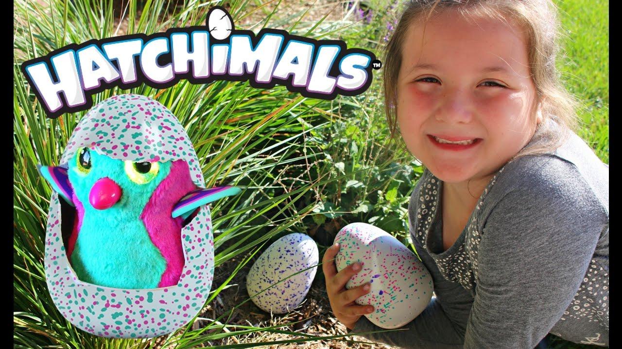 Resultado de imagen para hatchimals