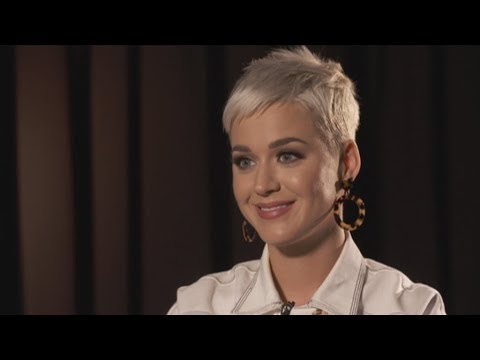 Katy Perry chats with Seven Sharp before next week's monster Auckland shows