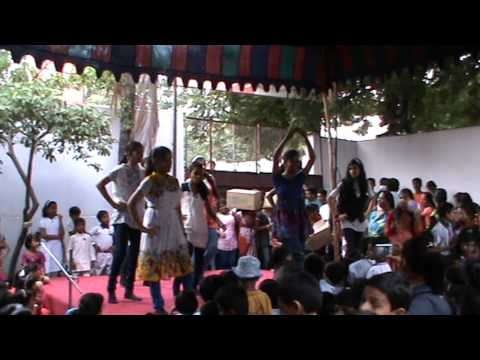 Loyola School- Independence day celebrations 2015- Naach meri jaan