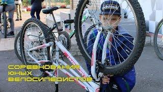 Соревнования велосипедистов 2018