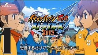 Inazuma Eleven GO Strikers 2013 Gameplay Walkthrough Part 1