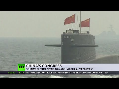 China's 2015 to-do list: Defense budget boost 10%, foreign trade & more