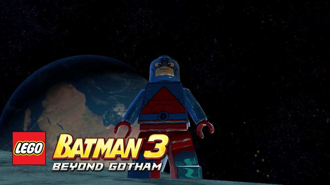 moon base lego batman 3 - photo #2