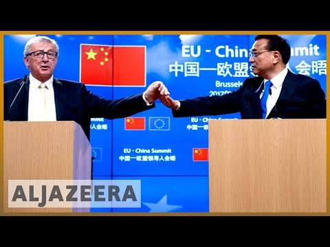 🇨🇳 Trade expected to dominate EU-China summit agenda | Al Jazeera English