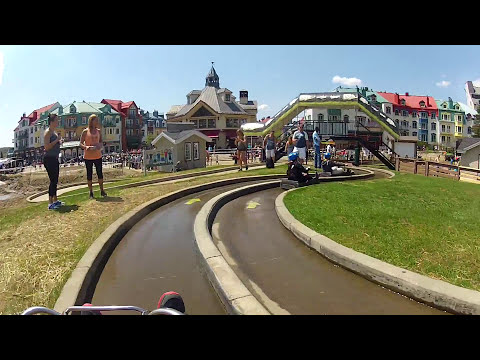 Top Summer Activity in Mont-Tremblant Skyline LUGE