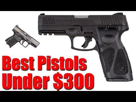 Top 5 Best Pistols Under $300