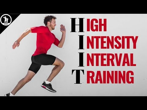 HIIT Workout Tutorial What Is HIIT & How Do I Do It?