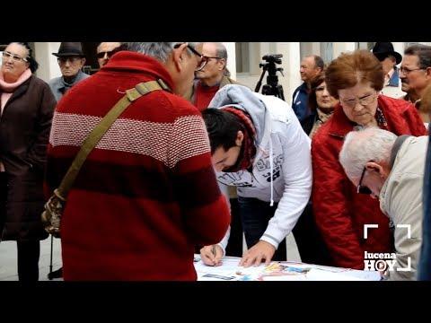 VÍDEO: Nueva concentración en la Plaza Nueva por unas pensiones dignas