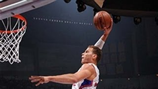 Blake Griffin's Top 10 Plays of 2012-2013