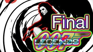 James Bond 007 legends gameplay part 11/final