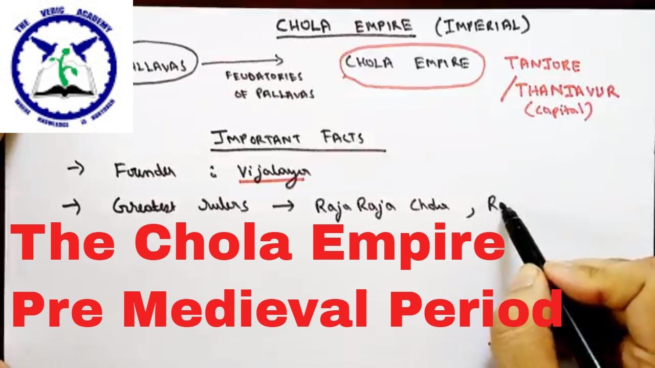 chola administrative system