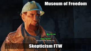 Fallout 4 OP EARLY Charisma Intelligence Build thumbnail