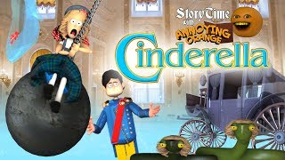 Annoying Orange - Storytime #16: Cinderella