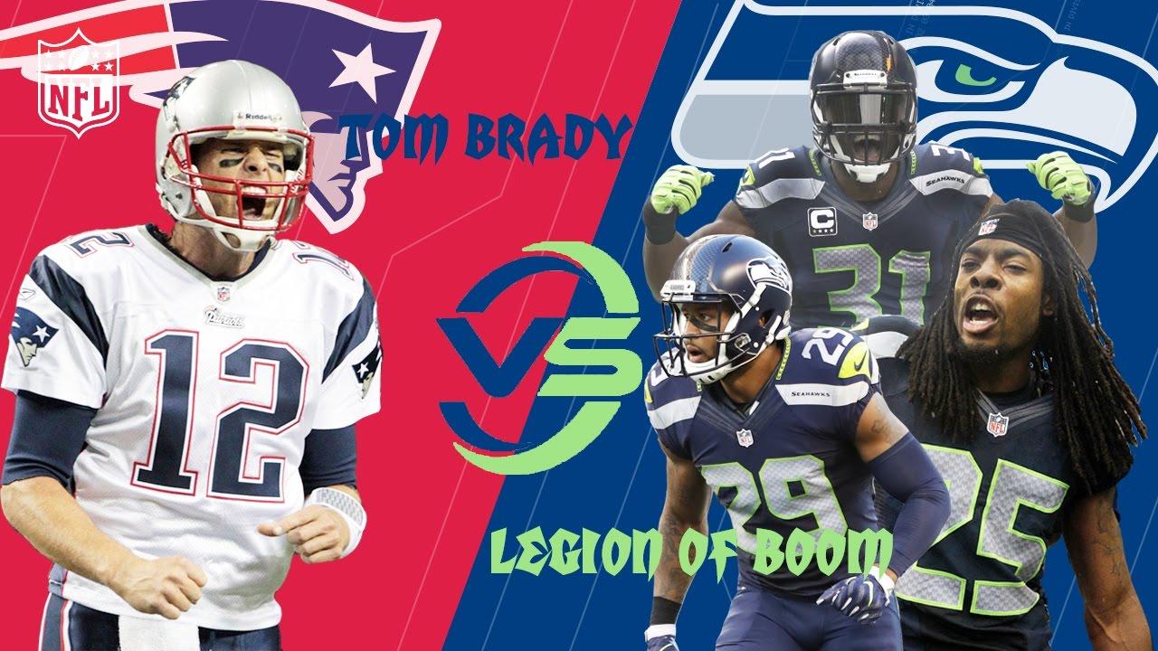 Patriots Vs Seahawks Tom Brady Duels The Legion Of Boom Highlights Week 6 2012 Nfl Youtube