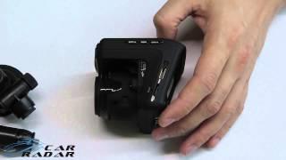 видео Видеорегистратор Sho-Me Combo 1: описание, характеристики и отзывы