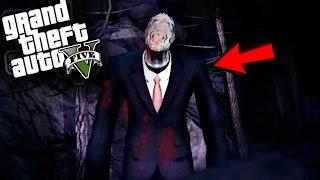 GTA 5: SLENDERMAN JAGEN! HEFTIGE SLENDERMAN MOD!