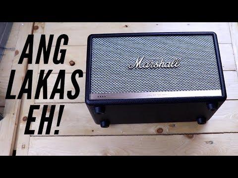 marshall-acton-ii-voice---ang-pinakamalakas-na-nagamit-ko-so-far!