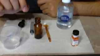 How to make nicotine free E-Juice