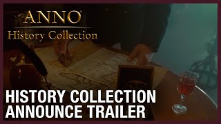 Anno History Collection: Announce Trailer | Ubisoft [NA]