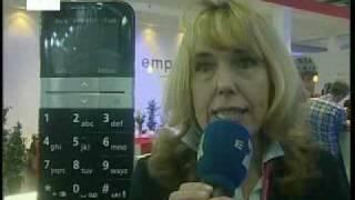 Emporia Telecom lleva al Mobile World Congress los móviles más fáciles de usar