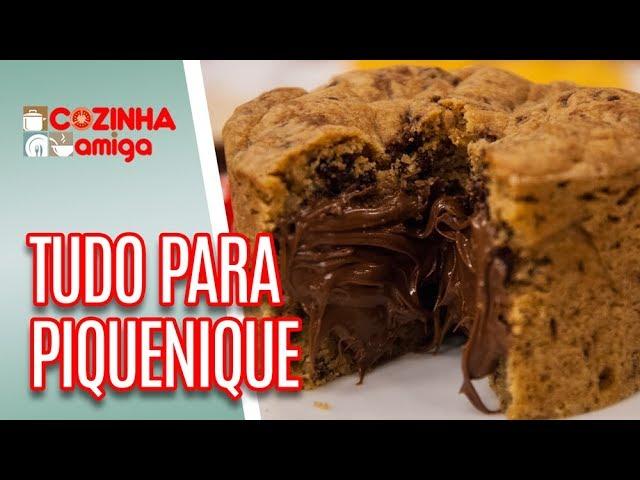 Tudo para um PIQUENIQUE perfeito - Raquel Novais | Cozinha Amiga (08/03/19)