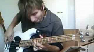 Luke - La Sentinelle [Bass Cover]