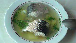 Уха из пеленгаса — пошаговый рецепт