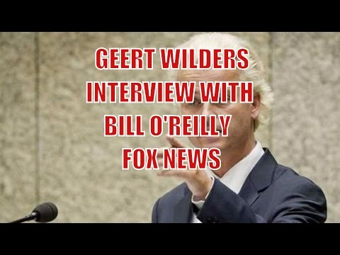 Geert Wilders Time Machine (2009) - on Bill O'Reilly Discuss