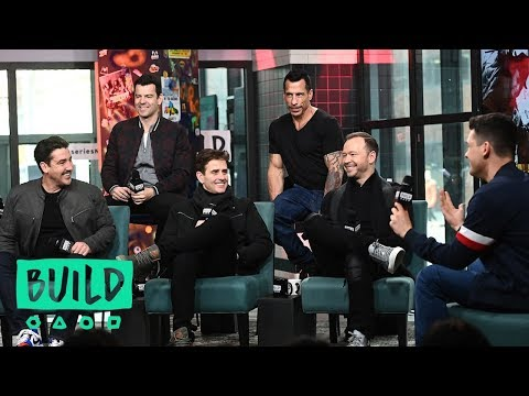 "New  Kids on the Block Talk The Reissue of Their Album, ""Hangin' Tough"" Mp3"