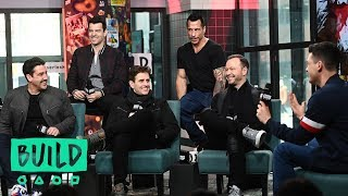 New  Kids on the Block Talk The Reissue of Their Album,