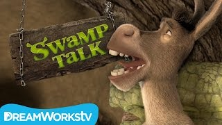 New Theme Song!!! | SWAMP TALK WITH SHREK AND DONKEY
