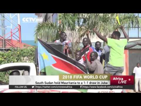 ★ SOUTH SUDAN 11 MAURITANIA ★ 2018 FIFA World Cup Qualifiers  All Goals ★