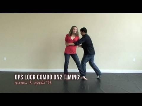 Free Salsa Dance Lesson : Simple Combination
