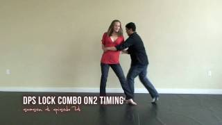 Free Salsa Dance Lesson : Simple Combination