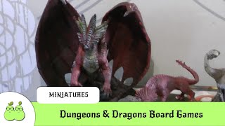 Dungeons & Dragons Board Game Reviews, Castle Ravenloft, Wrath of Ashardalon, The Legend of Drizzt