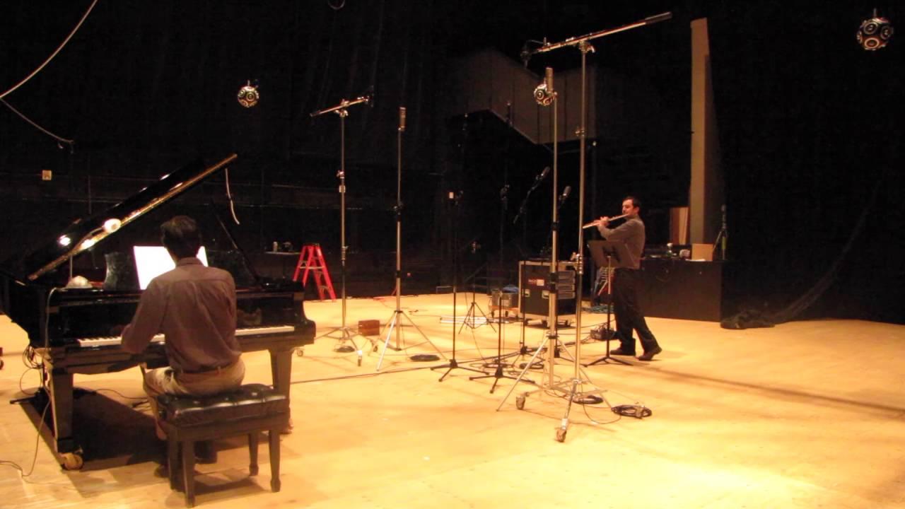 Evocação (Patápio Silva) - Nilton Moreira: Flauta; Durval Cesetti: Piano.
