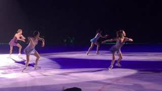Karen CHEN / Mirai NAGASU / Bradie TENNELL / Ashley WAGNER,