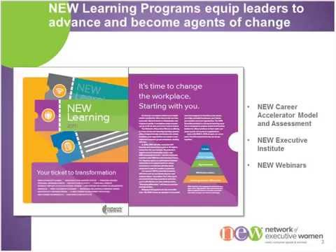 Learning at Higher Levels with NEW