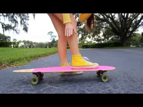 Thumbnail: How to Longboard Step-by-Step