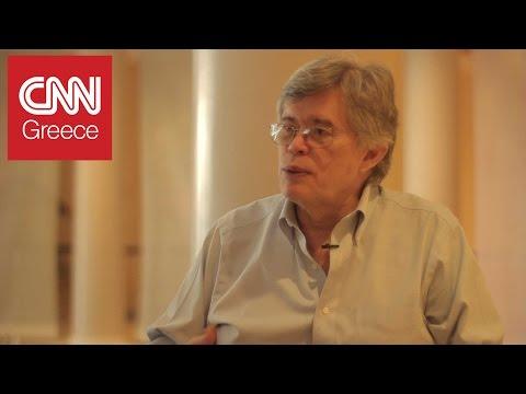 """O """"Μότσαρτ"""" του CERN στο CNN Greece"""