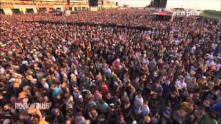 Rock am Ring 2013 - Cro live