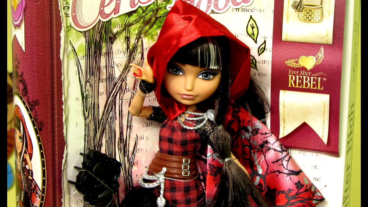 Cerise Hood - Daughter of Little Red Riding Hood - Ever ...