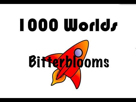 Thousand Worlds Book Club: Bitterblooms  George RR Martin