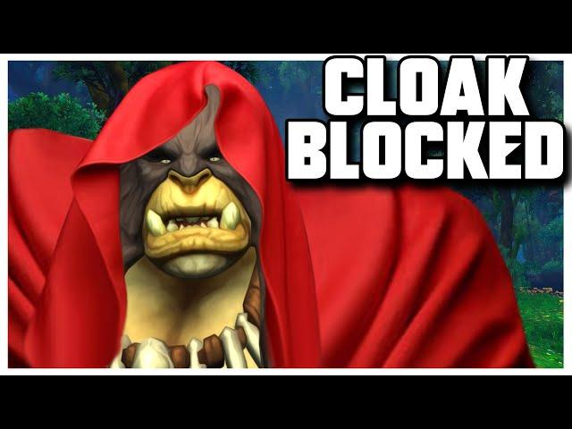 Grubby | WC3 | Cloak Blocked