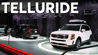 2019 Detroit Auto Show: 2020 Kia Telluride | Consumer Reports