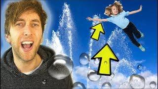Wasserfontäne wirft Kind in die Luft  - Torgshow #65