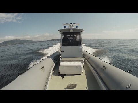 Fish and Wildlife Officers Dedicated to Protecting Marine Re