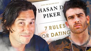 Dating Coach Reacts to HASAN PIKER'S Chadvice: 7 Keys to Prevent Inceldom
