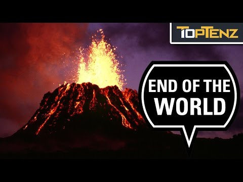 Top 10 APOCALYPTIC FACTS About The Earth's Greatest Mass EXTINCTION